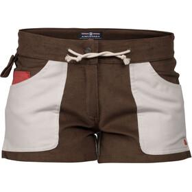 "Amundsen Sports Concord 3"" Shorts Dame cowboy/natural"